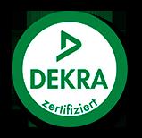 DEKRA-Prüfsiegel-SECground-Fallschutz aus Holzhackschnitzel